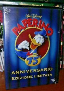 PAPERINO 75° Anniversario edizione limitata DVD