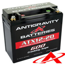 NEW Antigravity Stock Case 20-Cell Lithium Ion Battery Negative on Left YTX12-20