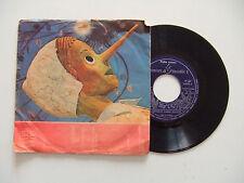 """Le Avventure Di Pinocchio 1  - Disco Vinile 45 Giri 7"""" Stampa ITALIA 1966"""
