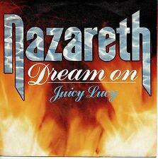 7 45  Nazareth - Dream On RARE NL 1982 Rock/Classic Rock Top Condition RARE