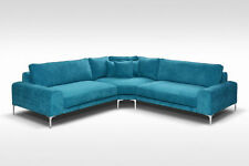 More than 4 Seats Solid L shaped Corner/Sectional Sofas