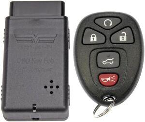 Remote Lock Control Or Fob Dorman/Help 99154