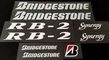 Bridgestone 1990 MB-4 Trailblazer Bicycle Decal Set sku Brid-S117