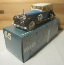 1653. RIO models N.65 HISPANO SUIZA V12 LIMOUSINE 1932 Classic box MB