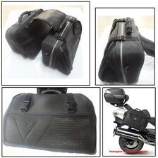 Borse laterali sella lateral bags saddle SCOOTER STANDARD Honda Yamaha Piaggio