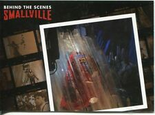 Smallville Seasons 7-10 Behind The Scenes Chase Card BTS8