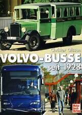 Autobus de Volvo seit 1928 Bus B1 TX Technique Histoire Développement Olsson