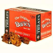 The Original Davies Puffed Jerky Dog Treat Chew Food
