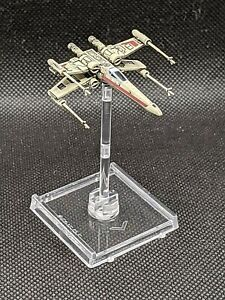 T-65 X-WING, STAR WARS X-WING MINIATURES GAME, FFG, FANTASY FLIGHT, MODEL ONLY