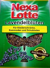 Nexa Lotte Lavendel Lavendelblüten herrlicher Duft gegen Motten im Schrank, Komm