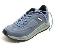 88 Chaussures à Lacets Basses de Sport Femme Baskets Bottes Cuir CAT 37