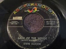 Steve Alaimo, Blowin' In The Wind / Lady Of The House