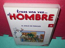 ERASE UNA VEZ EL HOMBRE - N.6 - EL SIGLO DE PERICLES -