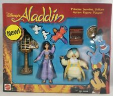 Disney Aladdin Action Figure Gift Set in Original Box Unopened
