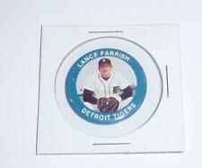 1984 Fun Foods Pin Back Button - #2 Lance Parrish