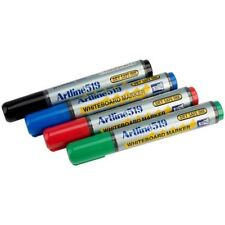 Artline Whiteboard Markers Assorted - Pack of 4
