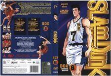 Slam Dunk Box #06 (Eps 71-84) dvd 6 Yamato Video - nuovo sigillato