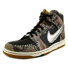 Nike Men's Leather Basketball Athletic Shoes