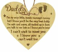 Daddy To Be Gifts Baby Shower Dad Friend Gift Party Decoration From Bump Heart