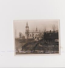 Old Poland Photo Original WWII Wilkowice Wolfsdorf Stara Polska Wojna