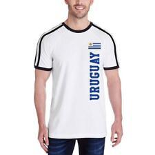 World Cup Uruguay Mens Soccer Jersey T-Shirt
