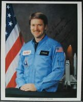 s1263) Raumfahrt Anthony W. England Astronaut STS 51 F - NASA Photo Autograph OU