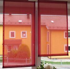 Scheibengardinen 2 x Breite 52 cm x Höhe 109/92 cm- neu - modern Gardine Paneel
