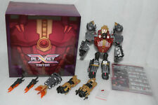 NEW Planet X Transformers PX-07 Dinobot Paddles Triton In Stock Special offer