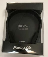 NEW! MusicAir Wireless  Stereo Headset BTH652 Headphones Bluetooth