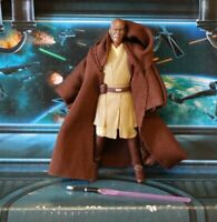 STAR WARS FIGURE 2007 30TH ANNIVERSARY COLLECTION MACE WINDU REVENGE OF THE SITH