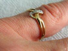 Bow White Gold Fine Diamond Rings