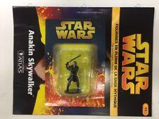 star wars figurine en plomb anakin skywalker n11/60 neuve blister fascicul atlas