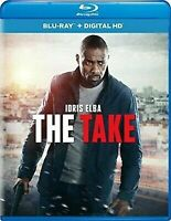 THE TAKE: BLU-RAY - IDRIS ELBA - RICHARD MADDEN - CHARLOTTE LeBON - VIEWED