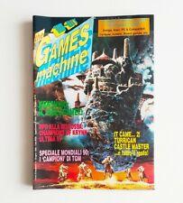 The Games machine n°21 giugno 1990 rivista videogiochi