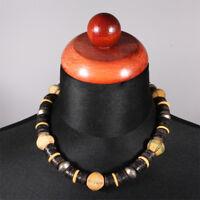 4716 Old Trade king beads glass Venetian millefiori