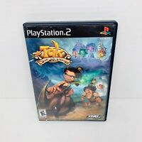 Tak: The Great Juju Challenge (Sony PlayStation 2, 2005) Complete Free Shipping