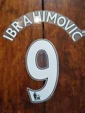 2016/17 Premier League Manchester United IBRAHIMOVIC   Home Away Name set