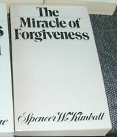 The Miracle of Forgiveness by Spencer W Kimball (2658)