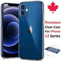 Premium Clear Case Back Cover For iPhone 12 Pro / 12 Mini / 12 Pro Max