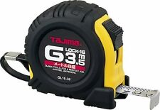 Tajima Design Measuring Tape 5.5m Shock Absorber Tough G Lock-19 GL19-55 Japan
