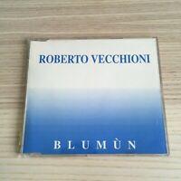 Roberto Vecchioni - Blumùn - CD Single PROMO - Emi 1993 - RARO!!!