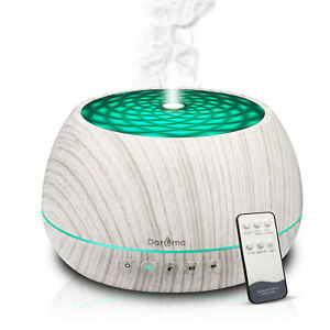 1000ml Essential Oil Diffuser, Daroma Aromatherapy Diffuser With Bluetooth Speak