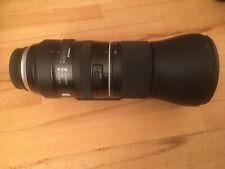 Tamron SP 150-600mm F5-6,3 DI VC USD G2 Canon