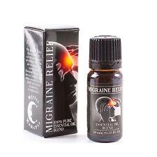 Mystic Moments | Migraine Relief Essential Oil Blend - 10ml (eob10migrreli)