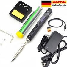 Miniware TS100 65W Tragbar Lötkolben Schweißwerkzeug Kit EU-Steckernetzteil