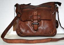 Harbour 2nd Crossbody Messenger Brown Bag Designed In Germany Handmade