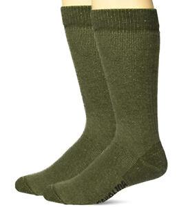 Carolina Ultimate Mens Gradual Compression Merino Wool Hiker Outdoor Boot Socks