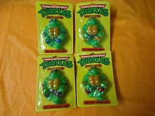 NEW Set of 4 Teenage Mutant Ninja Turtles TMNT Retro Night Nite Lights Original
