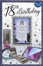 MALE THREE 3RD BIRTHDAY CARD,VINTAGE TEDDY,PRESENTS,GIFTS,SENTIMENTAL VERSE, K1