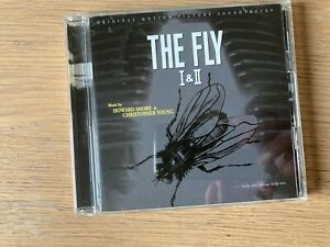 CD THE FLY I & II CHRISTOPHER YOUNG & HOWARD SHORE OOP
